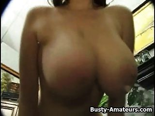 Naked shaking boobs and ass